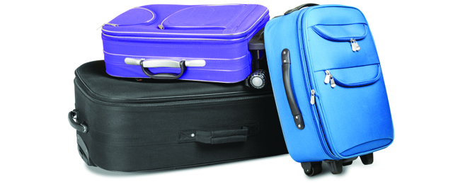 Unaccompanied baggage that PFS will provide freight services for in Melbourne