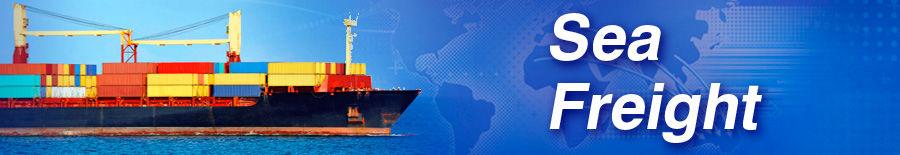 Sea Freight - Professional Freight Services Australia